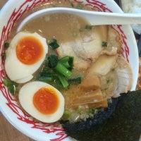 Photo taken at ラーメン屋 デビット by mashay m. on 4/26/2014