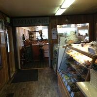 Photo taken at Black Diamond Bakery and Restaurant by Bradley A. E. on 3/21/2013
