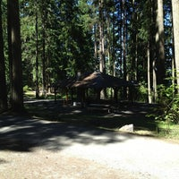 Photo taken at Sequim Bay State Park by Bradley A. E. on 7/15/2013