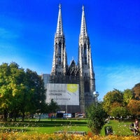 Photo taken at Vienna by 👽👽👽Timmy👽👽👽 on 10/14/2012