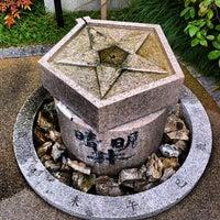 1/11/2013にOenophile w.が晴明神社で撮った写真