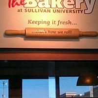 Photo taken at The Bakery at Sullivan University by Alona B. on 11/17/2012