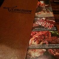 Photo taken at LongHorn Steakhouse by Jill H. on 11/20/2016