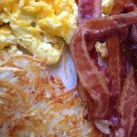 Photo taken at Denny's by Bridget W. on 10/20/2012