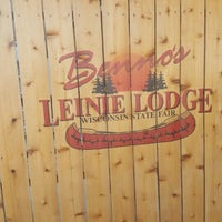 Photo taken at Benno's Leinie Lodge by Bill B. on 5/21/2016