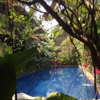 Photo taken at Petit Temple Suite & Spa by Rafa L. on 3/15/2016