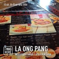 Photo taken at La Ong Pang by freeloopz on 9/20/2013