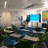 Photo taken at Future Classroom Lab (at European Schoolnet) by pieter a. on 2/12/2015