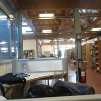 "Photo taken at Biblioteca Comunale ""G.Salvemini"" di Scandiano by Danilo N. on 10/29/2012"