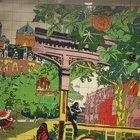Photo taken at SEPTA MFL 34th Street Station by Charles M. on 1/30/2017