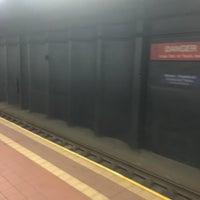 Photo taken at SEPTA MFL 34th Street Station by Charles M. on 5/17/2017