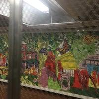Photo taken at SEPTA MFL 34th Street Station by Charles M. on 6/4/2017