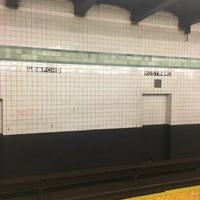 Photo taken at MTA Subway - Bedford/Nostrand Aves (G) by Charles M. on 5/2/2017