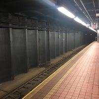 Photo taken at SEPTA MFL 34th Street Station by Charles M. on 2/27/2017