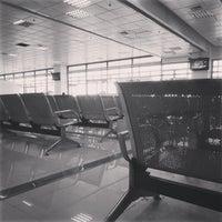 Photo taken at Mactan-Cebu International Airport (CEB) by Mark L. on 7/9/2013