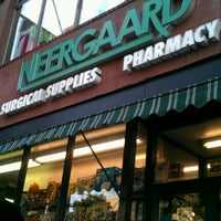 Photo taken at Neergaard Pharmacies by Jonathan J. on 10/21/2012