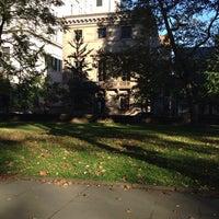 Photo taken at Athenaeum of Philadelphia by Ed T. on 10/21/2013