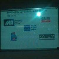 Photo taken at Akdeniz Üniversitesi İletişim Fakültesi by ! Timuçin KAZAN on 12/4/2012