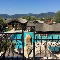 Photo taken at Castel Transilvania by Bogdan on 8/30/2017