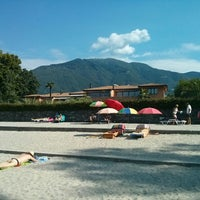 Photo taken at Golf Club Patriziale Ascona by Andrew S. on 8/11/2013