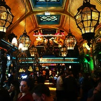 Photo taken at Café en Seine by Shayan S. on 9/28/2014