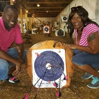 Photo taken at Deer Creek Archery by Donnell H. on 7/15/2016