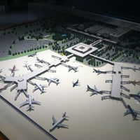 Photo taken at Norfolk International Airport (ORF) by Loretta on 1/10/2013