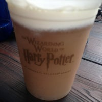 Photo taken at The Three Broomsticks by Andrew M. on 7/25/2013