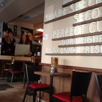 Photo taken at Second Cup by Cristi M. on 11/11/2012