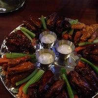 Photo taken at Buffalo Wings by lorena a. on 4/20/2013