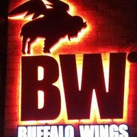 Photo taken at Buffalo Wings by lorena a. on 5/18/2013