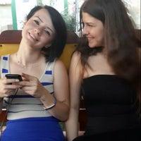 Photo taken at Dürümistan Mobil Cafe by Minel C. on 6/25/2013