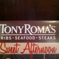Photo taken at Tony Roma's by Johan O. on 11/20/2012