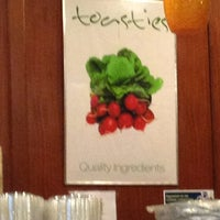Photo taken at Toasties East at 55 by Oakville N. on 12/27/2012