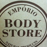 Photo taken at Body Store by Wenderson N. on 9/29/2012