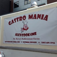 Photo taken at Gastro Mania by Jane P. on 5/7/2014