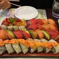 Photo taken at Nizi Sushi by Rob V. on 5/26/2016