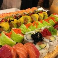 Photo taken at Nizi Sushi by Rob V. on 3/30/2016