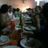 Photo taken at Pirineus Pizzaria by Rayssa F. on 11/26/2012