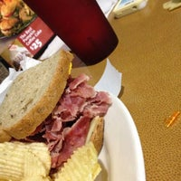 Photo taken at Jason's Deli by Mike P. on 11/10/2012