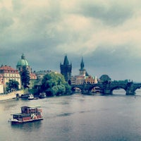 Photo taken at Prague by Alejandro H. on 5/24/2013