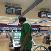 Photo taken at Bowl A Roll Lanes by Abdul on 6/21/2014