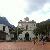 Photo taken at Parroquia Nuestra Señora De Las Aguas by Joanna P. on 3/29/2013