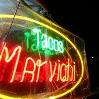 Photo taken at Tacos Marvichi by Jaime Javier G. on 4/20/2016