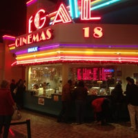 Photo taken at Regal Cinemas Arbor Place 18 & IMAX by Peter W. on 12/26/2012