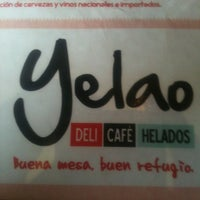 Photo taken at Yelao by Pablo C. on 6/14/2013