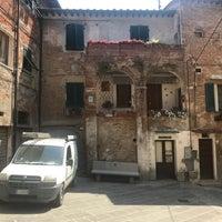 Photo taken at Peccioli by Thomas F. on 7/10/2018