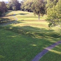 Photo taken at Serpent Mound by dan t. on 8/24/2013