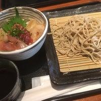 Photo taken at 手打そば・食彩酒処 凪 by Yasuharu S. on 5/25/2016