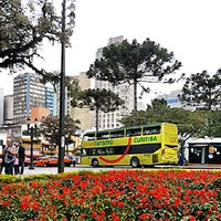 Photo taken at Praça Tiradentes by Nehi O. on 5/22/2013